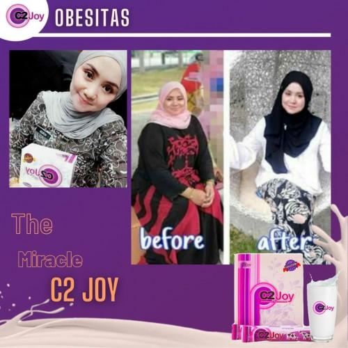 C2JOY Testimoni - Obesitas